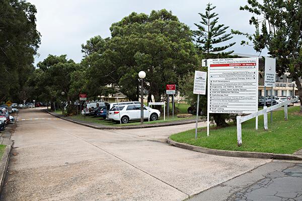 Mona Vale Hospital